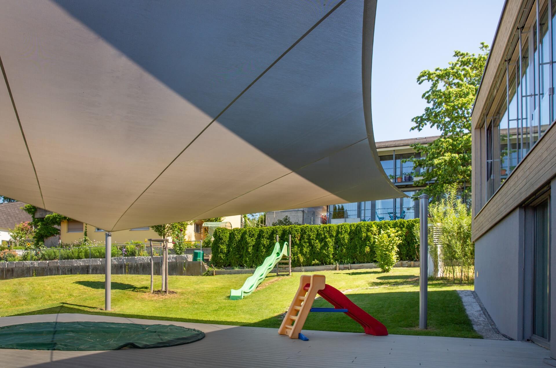Räumlichkeiten der Kiwi Kindertagesstaette in Wiesendangen