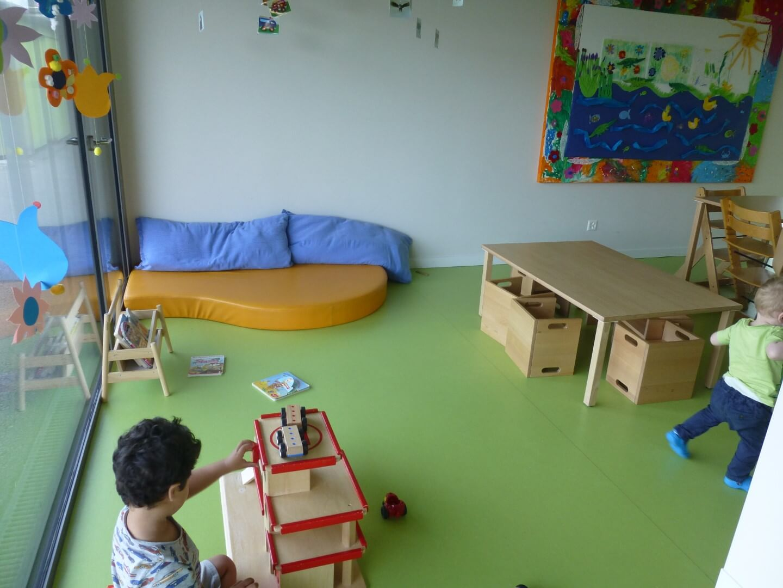 Krippe Kiwi Kindertagesstätte in Wiesendangen