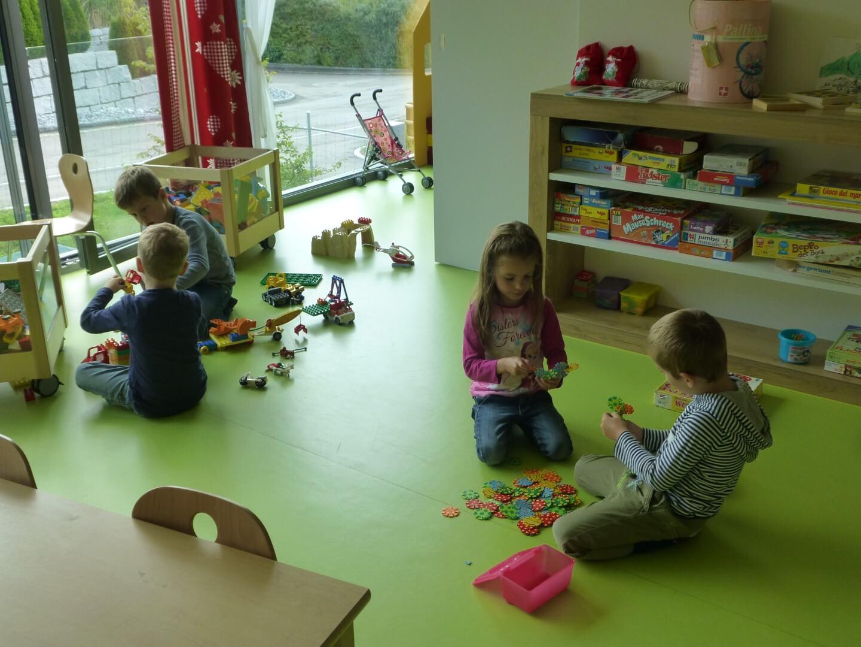 Maxi Kiwi Kindertagesstätte in Wiesendangen