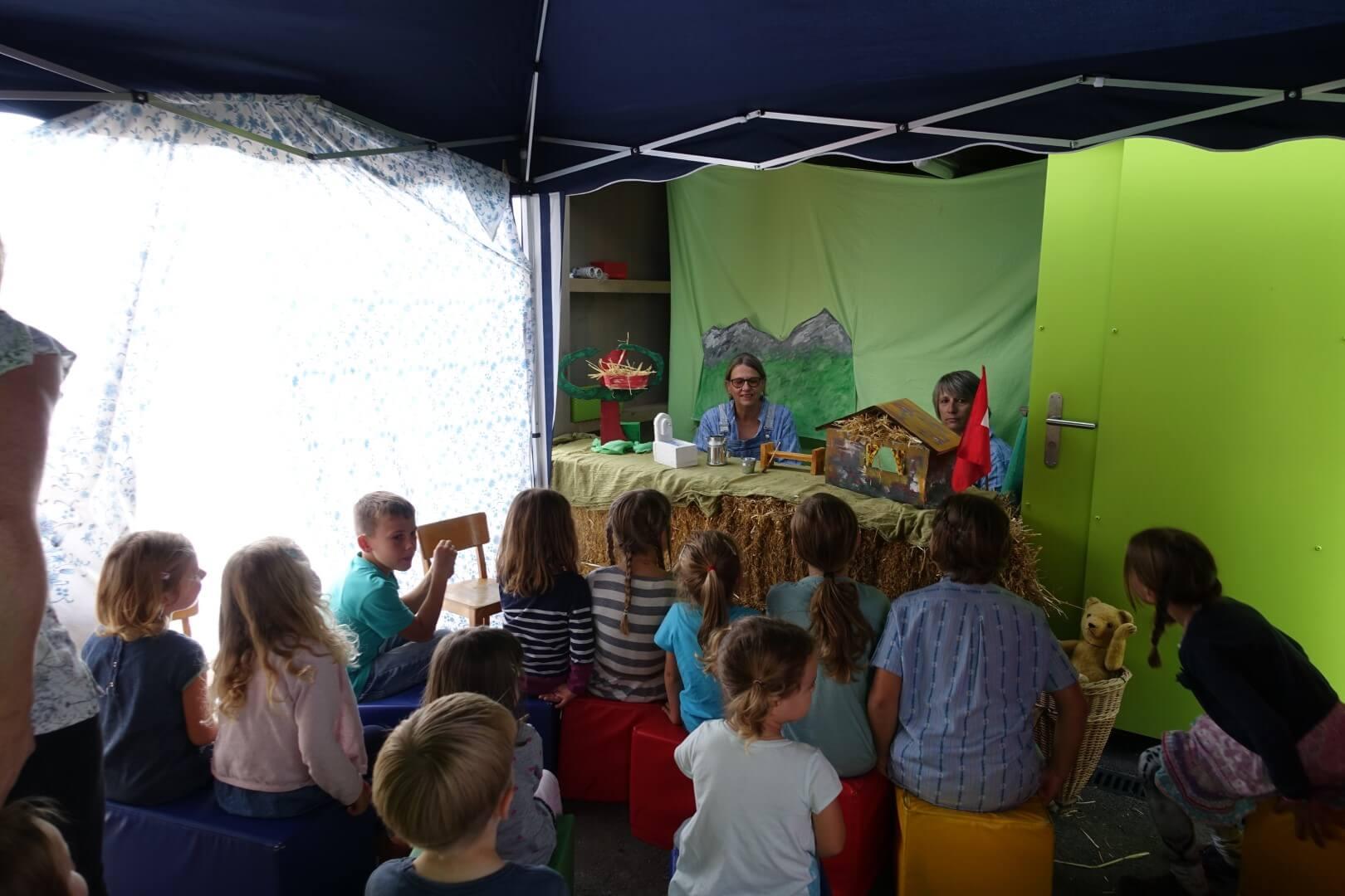 Alpenfest, Kiwi Kindertagesstätte in Wiesendangen